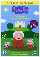 Peppa Pig: Volume 17 - The Queen Royal Compilation DVD