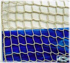 Schutznetz 1 METER breit, Dekonetz, Kinderschutznetz, 45mm Masche, 3mm stark
