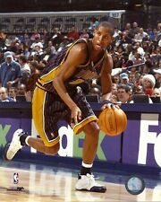REGGIE MILLER 8x10 PHOTO Photofile Action Shot INDIANA PACERS #31 NBA basketball