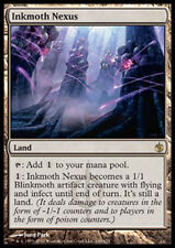 Magic the Gathering - Inkmoth Nexus - MTG Rare Land - Mirrodin Besieged