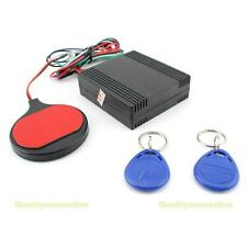 RFID Alarm Push Button Start Transponder Immobilizer System Keyless Engine Car