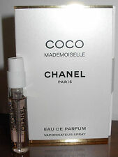CHANEL Coco Mademoiselle EDP Sample 2ml Vial Spray With card