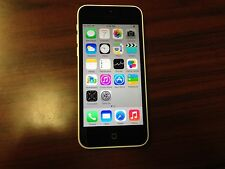 Apple iPhone 5C A1456 - 16GB White (Sprint Unlocked) Good-Fair Condition