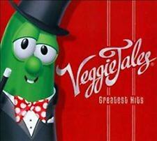 CD VeggieTales GREATEST HITS Kids Worship NEU & OVP 16 Titel + Videos