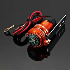 Bike G USB Charger Compass For Triumph America Legend Rocket Classic Touring