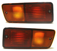 Rear tail bumper lights lamp Left Right 1 SET for NISSAN PATROL GR 1986-2010