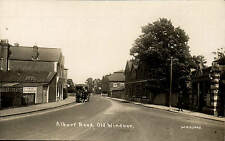Windsor. Albert Road, Old Windsor # 1462 by WHA.