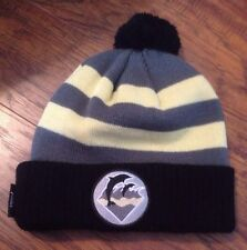 EXCLUSIVE PINK DOLPHIN BEANIE BLACK YELLOW PATCH 100% AUTHENTIC SOLD OUT!!