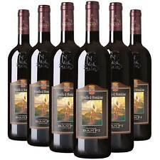 Brunello di Montalcino that you will NEVER FORGET **6 BOTTLES**