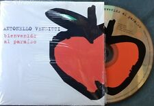 ANTONELLO VENDITTI / BIENVENIDO AL PARAISO - CD single (printed in Spain 1996)