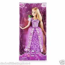 Nouveau Disney Store Princesse emmêlés Rapunzel Classic Doll Toy 30cm Âge 3 +