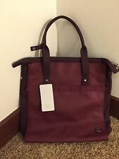 NWT Lululemon Follow Your Bliss Bag - WINEBERRY READ SHIP