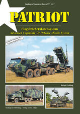 TANKOGRAD 3027 PATRIOT: ADVANCED CAPABILITY AIR DEFENCE MISSILE SYSTEM