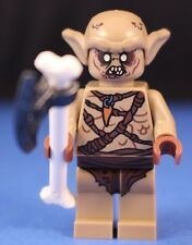 LEGO® The HOBBIT™ 79010 GOBLIN SOLDIER + Bone Axe & Skull Cap w/ Pointed Ears