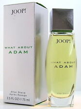 Joop! what about Adam  75 ml  After Shave Neu OVP