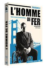 DVD L'HOMME DE FER SAISON 2 NEUF