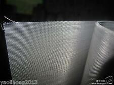 """12""""x12"""" Stainless Steel Woven Wire Mesh 400 Filtration FREE SHIP! Great Deal!"""