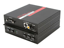 TVB-250 Composite/S-Video to VGA/Component converter