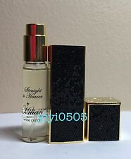 Straight To Heaven by Kilian Travel Spray w/Kilian GOLDEN Atomizer NEW