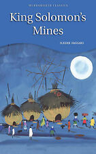 King Solomon's Mines (Wordsworth's Children's Classics), H. Rider Haggard