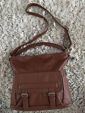 Top Shop Tan Large Bag  Handle Plus Removable Long Strap