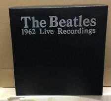 "THE BEATLES 1962 Live Recordings 1988 UK 15 X 7"" 45s box set EXCELLENT CONDITIO"