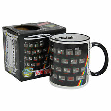 Sinclair ZX Spectrum Mug. Retro Classic Computer Gaming Geek Chic