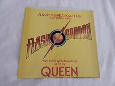 """Queen """"Flash's Theme"""" Picture Sleeve BRAND NEW! MINT! PERFECT! ONLY NEW COPY!!"""
