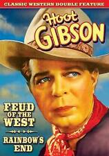 Hoot Gibson Classic Western Double Feature: Feud of the West (1936) / Rainbow's
