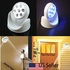 Motion Activated Sensor LED Light As Seen On TV Cordless Stick Up E1
