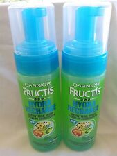 2 GARNIER FRUCTIS HYDRA RECHARGE MOISTURE WHIP LEAVE IN CONDITIONER DRY HAIR 5OZ