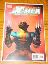 X-MEN ASTONISHING #1 MARVEL COMIC WOLVERINE CVR VARIANT