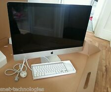 Apple iMac Intel i7 3.4Ghz 4Tb 16Gb 256Gb SSD 27in FINAL CUT STUDIO OTHER iMac's