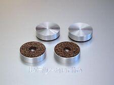 bFly k.DISC-1 Unterlegscheiben für Spikes mit Absorber - bis 20 kg - 4 Stück