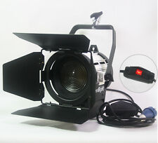 New! Pro 50W As arri  LED Fresnel Studio spot CE Certification Continuous Ligh