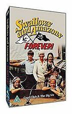 SWALLOW AND AMAZONS FOREVER! - COOT CLUB / THE BIX SIX - NEW / SEALED DVD - UK S