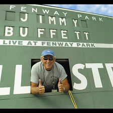 Live at Fenway Park by Jimmy Buffett (CD, Nov-2005, 3 Discs, Mailboat Records)