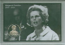 Margaret Thatcher Prime Minister Tory The Conservative Party Crown Coin Gift Set