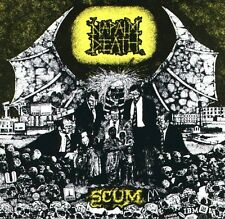 NAPALM DEATH SCUM SEALED CD NEW
