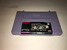 Williams Arcade's -- Greatest Hits (Super Nintendo) CLEANED & TESTED!!!
