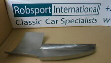 Triumph TR7 TR8 ** SILL / Rocker SPLASH PLATE LH ** Fits in back of Sill