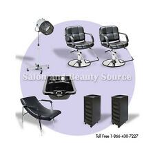 Salon Package Spa Beauty Furniture Equipment  austinp2