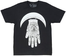 Black Scale Open All Doors Men's Regular Fit T-Shirt Black M-L BLVCK SCVLE Tee