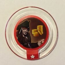 Disney Infinity Series 1 Power Disc! New Pieces of Eight (Ability)!