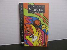LAS REGLAS DE LA VIRGEN por ARTURO PUIG
