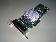 NC364T Quad Port Gigabit Server Adapter PCI-E P / N: 436431-001 metà altezza