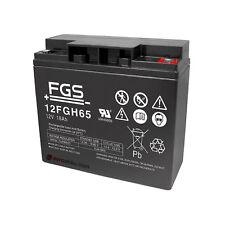 BleiGel-AGM-Batterie FGS12FGH65 12V 18Ah Hochstromtyp 51913 51814 51815