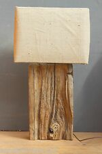 Driftwood Lamp,Rustic Dock Wood Lamp,Drift Wood Lamp,LargeTable Lamp,Base Only,5
