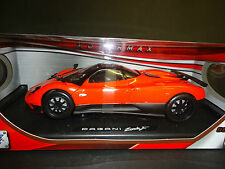 Motormax Pagani Zonda F Orange 1/18