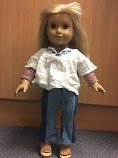 American Girl Doll Julie